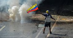 Venezuela Needs International Intervention. Now.
