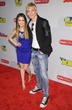 Austin and ally ❗❗ they'd make the best real life couple!!