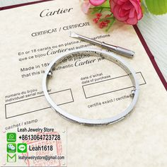 Cartier love bracelet white gold Diamond-Paved 10 Big Diamonds,Now Buy 1 Get 1 FREE. http://www.ourcartierstore.cn  More pictures please add our WhatsApp +8613064723728 or WeChat Leah1618 The global free shipping!