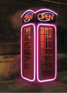 Artists are invited to redesign the great british phone box in a london wide installation (http://btartbox.com)
