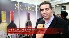 #vinhos #vinhosportugueses #expovinis2016 #expovinisbrasil Wine Senses com Vinhos Scancio no 'Vinhos Pelo Mundo'. Entrevista com José Carlos Santanita. Junho de 2016.