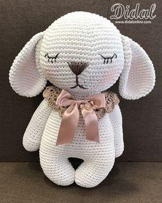 LA 16 - #la Crochet Teddy Bear Pattern, Crochet Animal Amigurumi, Crochet Rabbit, Crochet Animal Patterns, Crochet Bear, Stuffed Animal Patterns, Cute Crochet, Amigurumi Doll, Amigurumi Patterns