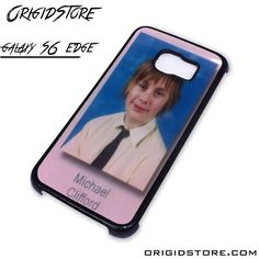 Fetus Michael Cliff rd 5sos family for Samsung Galaxy S6 Edge Case