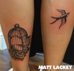 birdcage tattoo is kinda what im thinking now. to symbolize birds rather than a bird.