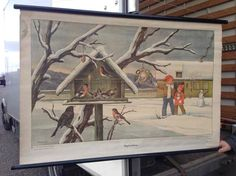 vintage school map - 02 Decoration and Miscellaneous - Davidowski