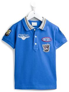 Diesel Kids 'Tador' polo shirt