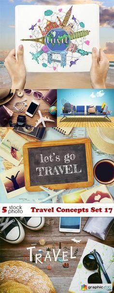 Travel Concepts Set 17