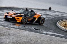 KTM Announces New Race Car Project