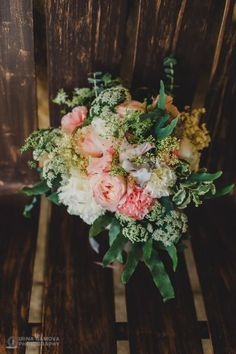 Beautiful Bridal Bouquet trends for 2016 Image: 8
