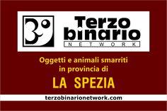 Oggetti e animali smarriti in provincia di La Spezia