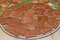 Mamas Zimtwaffeln, ein sehr leckeres Rezept aus der Kategorie Kekse & Plätzchen. Bewertungen: 15. Durchschnitt: Ø 4,5.