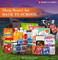 """Prepare yourself & your kids with back to school essentials. Use our promo code  """"BACKTOSCHOOL11"""" for obtaining a discount on food & drinks. And use BACKTOSCHOOL16 to avail discounts on other items. The offer is valid until 27th August 2020. Back To School Essentials, Coding, Drinks, Kids, Shopping, Food, Ovaltine, Drinking, Young Children"""