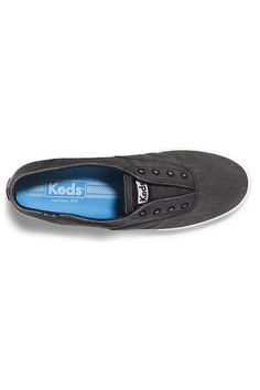 35a171bd1022f Chill Keds Slip On Twill Shoes