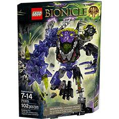 LEGO Bionicle: 71315 Quake Beast Bionicle https://www.amazon.com/dp/B01HX2XBGW/ref=cm_sw_r_pi_dp_AZ5IxbTVK6B99