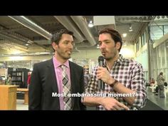 Fast Forward interview with Property Brothers' Jonathan and Drew Scott