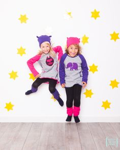 Handmade clothes from Barcelona for happy kids.