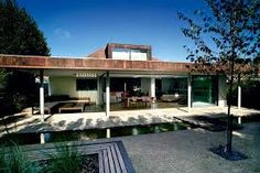 Image result for images of 1.5 storey glass new build house