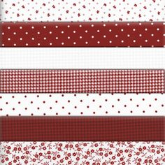 American Quilter's Society - A Year of Love Half Yard Collection - Shop by Manufacturer - By the Yard - Fabric