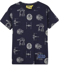 FABRIC FLAVOURS Star Wars printed T-shirt 3-10 years