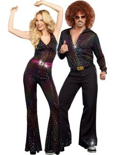 Disco Couples Costumes - Party City
