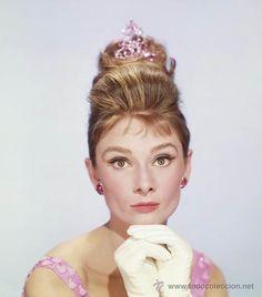 Fotografía de Audrey Hepburn / todocoleccion