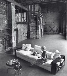 Renovated warehouse