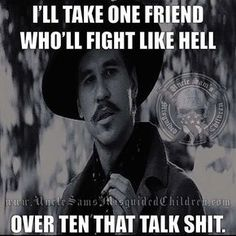 If you're gunna talk shit you best back that mouth up with some hammers.. I know I will More