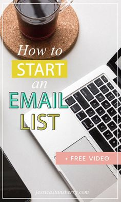 How to start an email list, I know its basic, but lets dive in.  In this video, Im gonna take it back to the basics and help you get started with your email list...its easy, but its necessary. #businesstips #business #youtube #youtubetips #contentmarketing #socialmedia #marketing