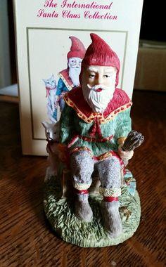 The International Santa Claus Collection - Jultomar - Sweden - SC13.