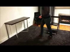 Console to Dining Table Space Saver | Expand Furniture - YouTube
