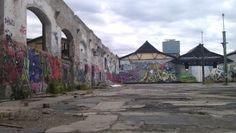Grafity Warschauer Strasse