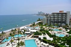 This is where we are going in 7 weeks....Here's what someone blogged about the resort...  I'm thoroughly impressed with Secrets Vallarta Bay. Here's why...