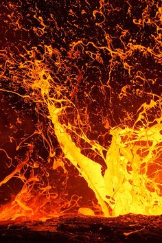 Lava / Lave / 溶岩