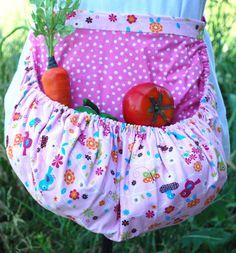 Garden Harvest Apron - Child Size