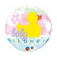 45cm Baby Shower Rubbie Duckie $9.95 (filled with Helium in store) Q11790