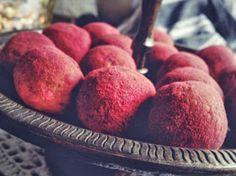 Sunde trøfler med lakrids og hindbær - mit livs kogebog