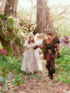 Wiccan wedding image collections wedding dress decoration and pagan wedding i want this fairytale wedding some day find this pin pagan wedding i want junglespirit Image collections