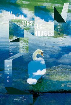 Anette Lenz & Vincent Perrottet, La tete dans les nuages, 2004