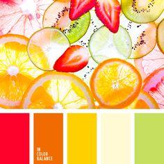 Цветовая палитра №3863