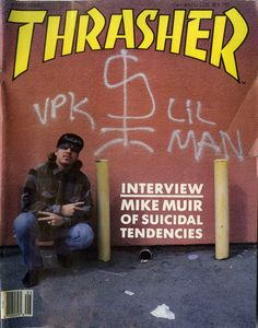 Suicidal Tendencies & Thrasher...