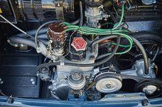Restored 1958 Fiat Abarth 750 Zagato For Sale