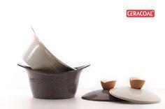 CERACOAL - Granite Cookware | Stockpot | Trendy coating