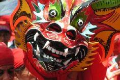 Diablos Danzantes de Corpus Christi esperan reconocimiento como Patrimonio de la Humanidad   Informe21.com