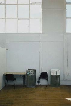 Art School: Paintings by Paul Winstanley