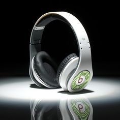 Beats By Dre Studio Green Diamon White