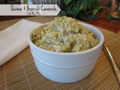 Quinoa & Broccoli Casserole / Call Me PMc
