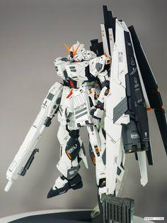 [MG] FA-93 Nu Gundam HWS