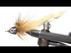 ▶ Sculpzilla Sculpin Streamer Fly Tying Instructions - YouTube