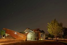 Fascinating Brick House in India by iSTUDIO Architecture   Wave Avenue