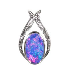 This is one of our most popular items. A Doublet Opal Pendant set in Sterling Silver. Contact sales@australianopalcutters.com or Phone +61 (02) 9261 2442